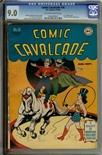 Comic Cavalcade #16