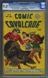 Comic Cavalcade #18