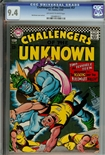 Challengers of the Unknown #57