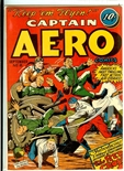 Captain Aero Comics #8