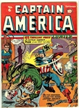 Captain America Comics #6