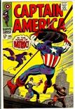 Captain America #105