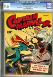 Captain Marvel Jr. #35