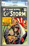 Captain Storm #10