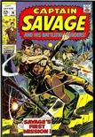 Captain Savage #14