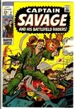 Captain Savage #9