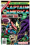 Captain America Annual #3