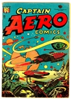 Captain Aero Comics #26
