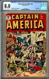 Captain America Comics #38