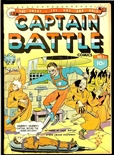 Captain Battle Comics #1
