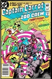 Captain Carrot & His Amazing Zoo Crew #20