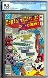 Captain Carrot & His Amazing Zoo Crew #18