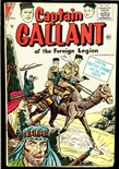 Captain Gallant #4