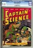 Captain Science #4