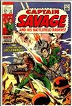 Captain Savage #13