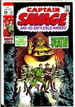 Captain Savage #15
