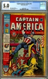Captain America Comics #14