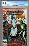 Crisis on Infinite Earths #10