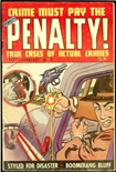 Crime Must Pay the Penalty #12