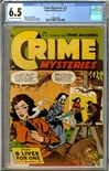 Crime Mysteries #13