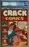 Crack Comics #1