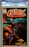 Creatures on the Loose #12