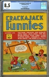Crackajack Funnies #6
