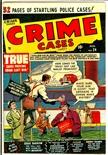 Crime Cases Comics #24