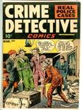 Crime Detective Comics #1