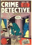 Crime Detective Comics #10