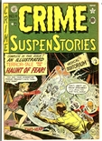 Crime SuspenStories #4