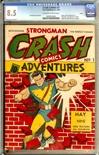 Crash Comics #1