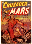Crusader From Mars #1