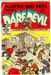 Daredevil Comics #107