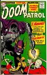 Doom Patrol #101