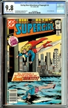 Daring New Adventures of Supergirl #4