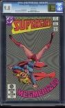 Daring New Adventures of Supergirl #5
