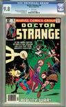 Doctor Strange #46