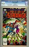 Doctor Strange #54