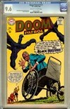 Doom Patrol #117