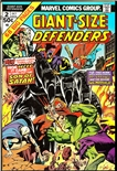 Defenders Giant-Size #2