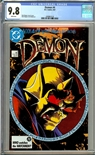 Demon (Mini) #4