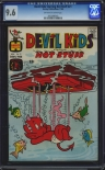 Devil Kids Starring Hot Stuff #21