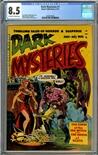 Dark Mysteries #1