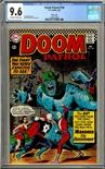 Doom Patrol #109
