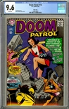 Doom Patrol #112