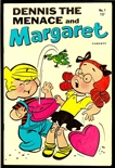 Dennis the Menace and Margaret #1