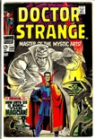 Doctor Strange #169