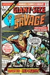 Doc Savage Giant-Size #1