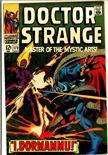 Doctor Strange #172